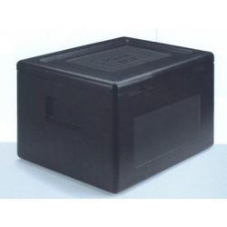 Pizzabox : conteneur bac isotherme polypropylène 36 L