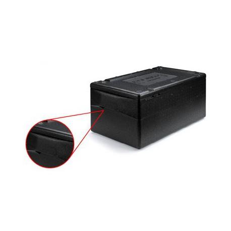 Conteneur Handtop Polibox isotherme 45L bac gastro GN 1/1