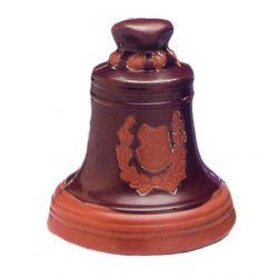 Moule à chocolat modèle CLOCHE en polycarbonate PETIT MODELE