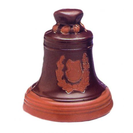 Moule à chocolat modèle CLOCHE