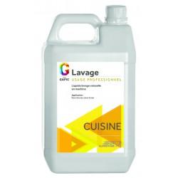 Bidon de 6kg liquide lavage vaisselle en machine