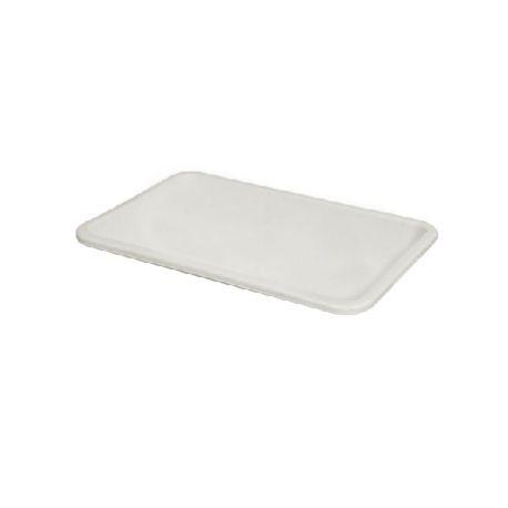 Couvercle blanc pour bac GIMAC 15 litres