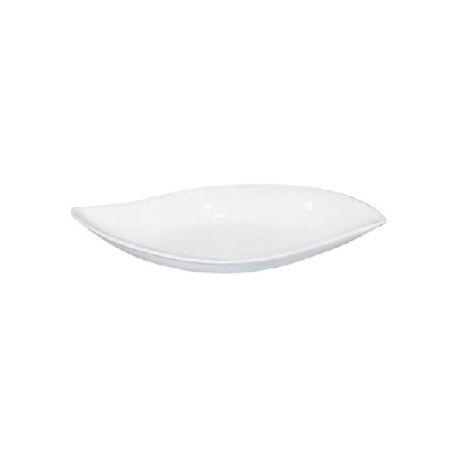 Coupelle feuille en porcelaine (lot de 12)