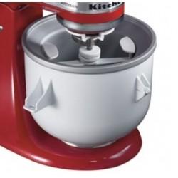 Bol sorbetière pour robot kitchenaid