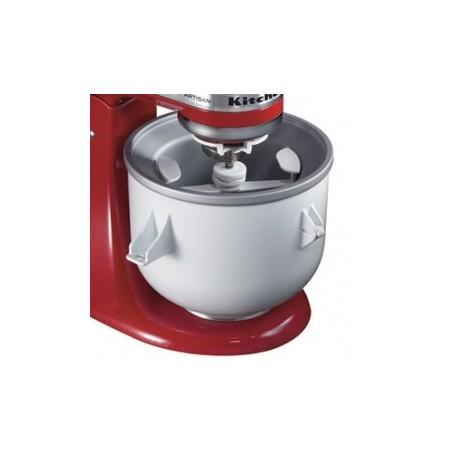 Bol sorbetiere pour robot kitchenaid