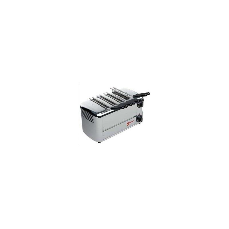 Toaster croque monsieur lectrique silver - Sachet cuisson croque monsieur grille pain ...