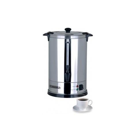 Percolateur à café boîtier inox double paroi
