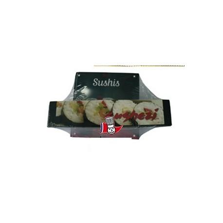 Ustensile pour sushis makis avec livre de recettes - Ustensile cuisine japonaise ...
