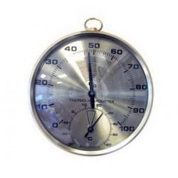 Thermomètre-hygromètre analogique