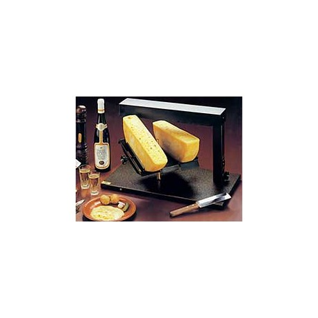 Appareil a raclette double