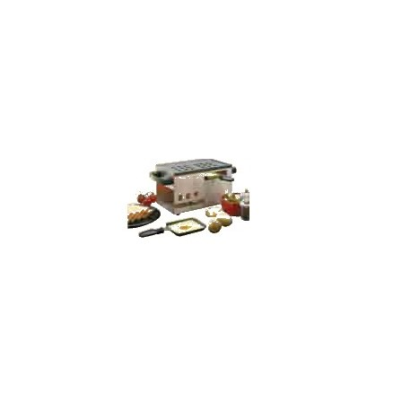 Appareil/four a raclette 1-2 personnes