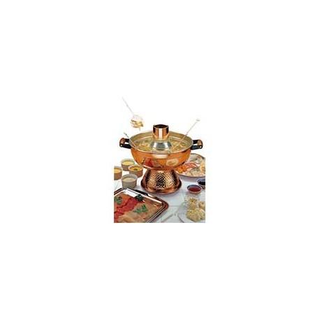 Appareil a fondue chinoise electrique