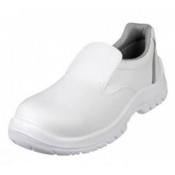 Chaussure de securite blanche premium