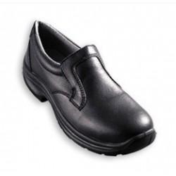 Chaussure de securite noire premium