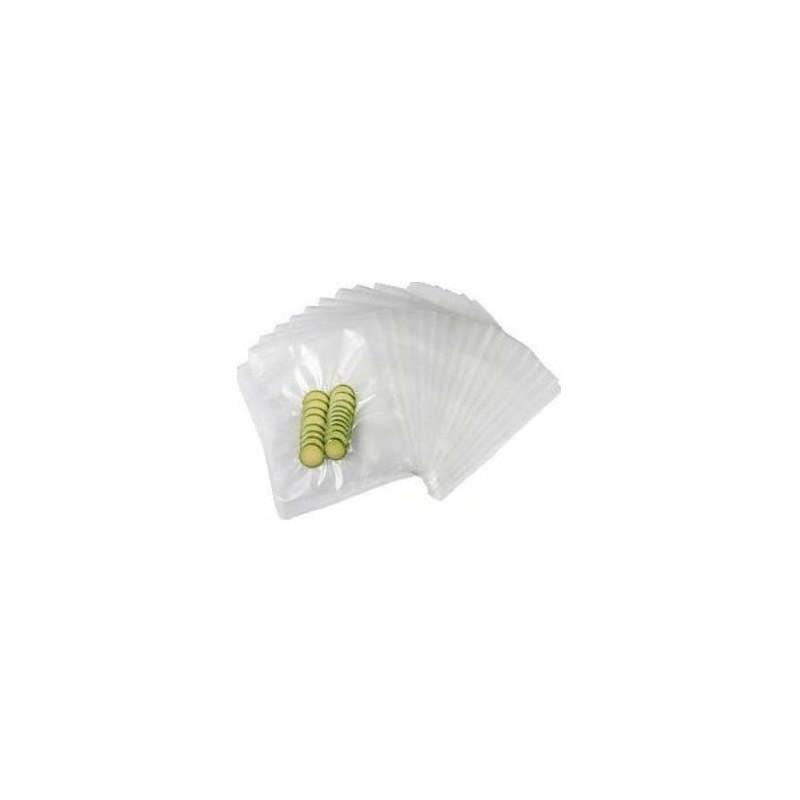 100 sacs pour machine sous vide gaufre cuisson ou 90 microns. Black Bedroom Furniture Sets. Home Design Ideas