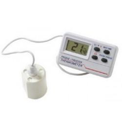 Thermomètre frigo électronique à alarme