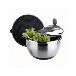 Essoreuse à salade manuelle INOX 5L