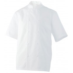 Veste cuisine MOLINEL mixte manches courtes