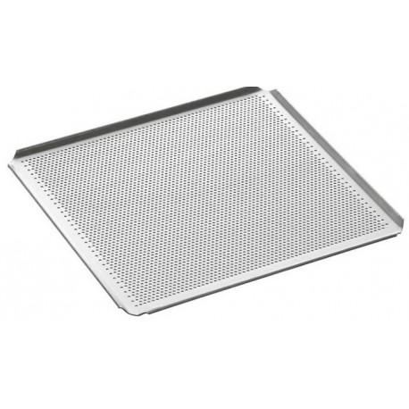 plaque perforee gn 2 3 aluminium. Black Bedroom Furniture Sets. Home Design Ideas