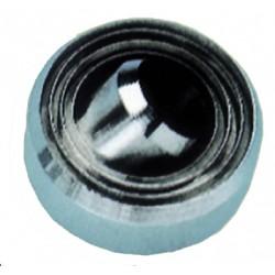 Emporte pièces découpoir à nougat acier nikelé