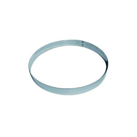 Cercle inox pour opéra hauteur 2.5 cm