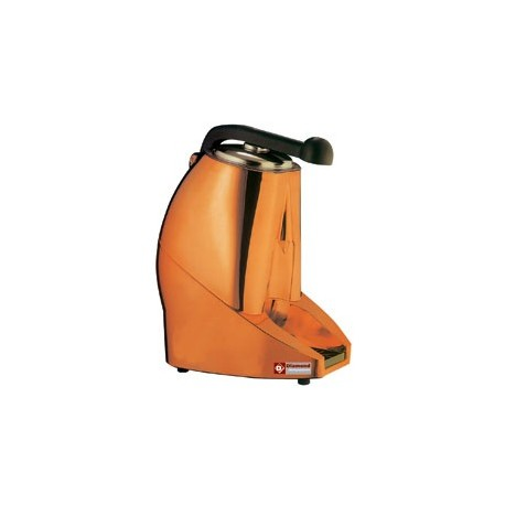 Presse agrume avec levier inox orange