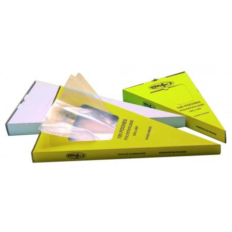 Poche patissiere jetable polyethylene (x100)