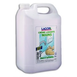 Creme de lavage des mains 5 litres