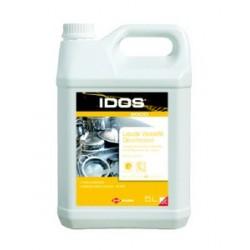 Liquide vaisselle bactéricide 5 l lavage manuel