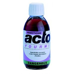 Insecticide acto foumi 200 ml