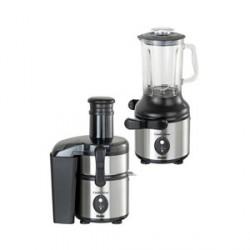 Combi juicer centrifugeuse mixer blender