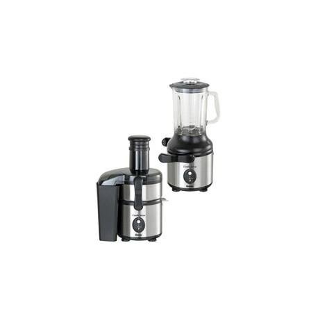 combi juicer centrifugeuse mixer blender. Black Bedroom Furniture Sets. Home Design Ideas