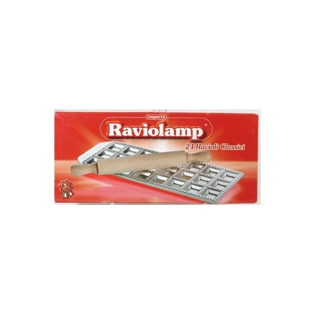 Moule 24 raviolis carrés 35x35mm