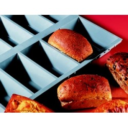 Moule silicone élastomoule 9 cakes