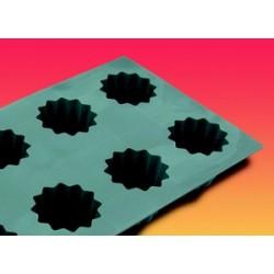 Moule silicone elastomoule 8 canneles