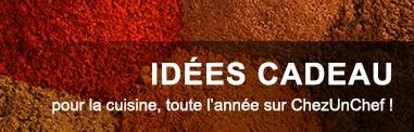 Idées cadeau cuisine