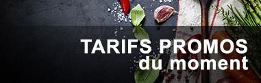 Tarifs promo 2016/2017